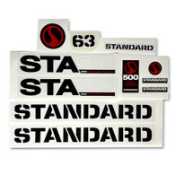 90's ERA STA FRAME STICKER SET