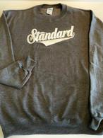 SBC Crew sweatshirt-dark grey