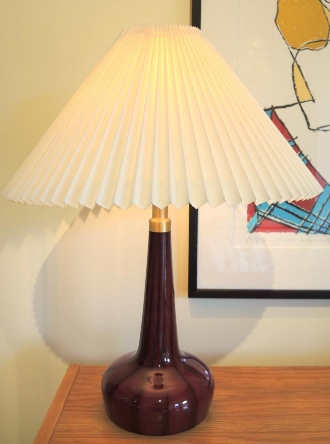 Vimtage Le Klint 311 table lamp