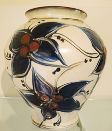 Art Deco Herman Kahler Danish Art Pottery Vase