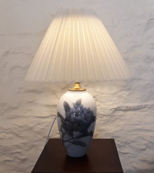 Antique Royal Copenhagen Lamp