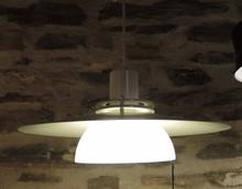 Vintage Mid Century Modern Scandinavian Light Fitting