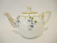 Vintage Herend Nyon Morning Glory Teapot