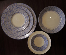 Five Piece Single Place Setting for Royal Doulton Envoy Dinner Set