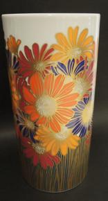 Vintage Rosenthal Studio Line Rosamunde Nacrai Flower Power 24cm Vase