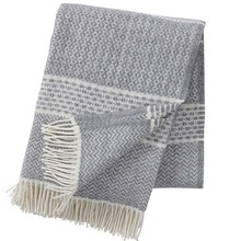 Brand New Klippan 100% Lambs Wool Quilt Blanket 130cm x 200cm