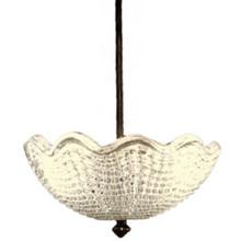 Vintage Swedish Orrefors Carl Fagerlund Crystal Ceiling Chandelier light