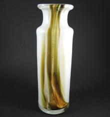 Vintage 20cm Holmegaard Cascade Vase Per Lutkin Denmark
