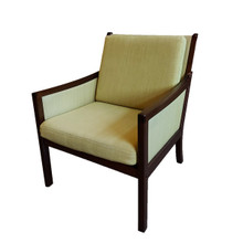 Ole Wanscher for Poul Jeppersen Easy Chair