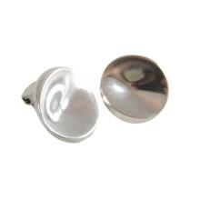 Vintage Georg Jensen Sterling Silver Earrings 136C Nanna Ditzel