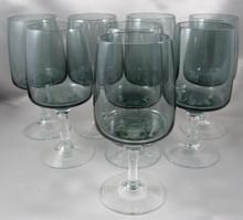 8 Vintage Holmegaard Atlantic wine or beer glasses Per Lutkin