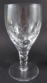 6 Vintage Stuart Crystal Carlingford 90ml Port Wine Glasses