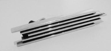 Vintage Mexican Sigi Pineda Sterling Silver Tie Pin c.1970