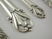 Excellence cutlery handle design by S. Chr. Fogh. c.1940