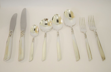 Vintage Oneida Silver Plate South Seas Cutlery Replacements