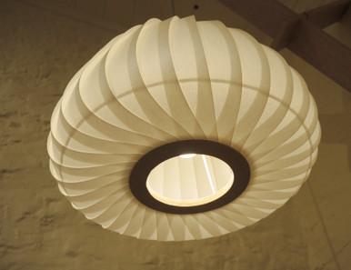 Tom Rossau TR-19 Paper Pendant Light Contemporary Danish Design