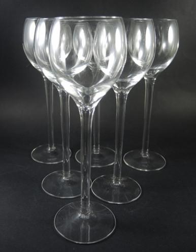 6 Vintage Holmegaard Alsace Schnapps Glasses Per Lutkin