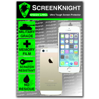ScreenKnight Apple iPhone 5S Full Body Invisible Shield