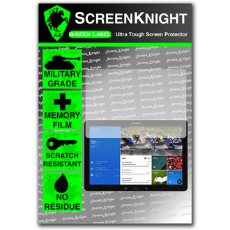 ScreenKnight Samsung Galaxy Note Pro 12.2 Front Invisible Shield