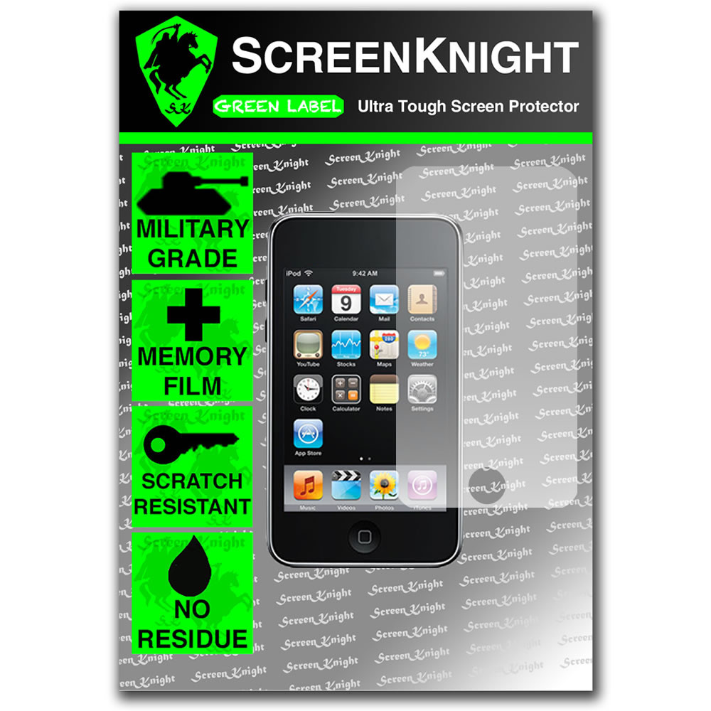 ScreenKnight Apple iPod Touch 2nd Generation Full Body Invisible Shield