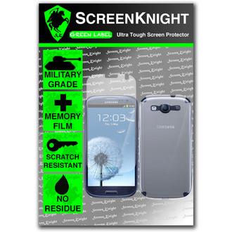 ScreenKnight Samsung Galaxy S3 Full Body Invisible Shield