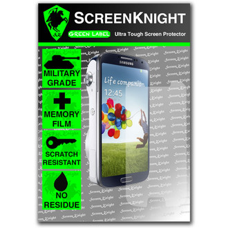 ScreenKnight Samsung Galaxy Zoom Front Invisible Shield