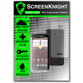 ScreenKnight HTC Droid DNA Full Body Invisible Shield