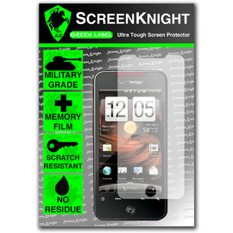 ScreenKnight HTC Droid Incredible Front Invisible Shield