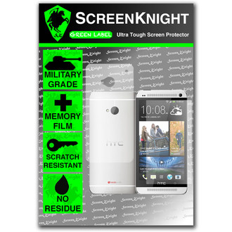 ScreenKnight HTC One M7 Full Body Invisible Shield