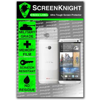 ScreenKnight HTC One M7 Full Body Invisible Shield