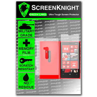 ScreenKnight Nokia Lumia 920 Invisible Shield