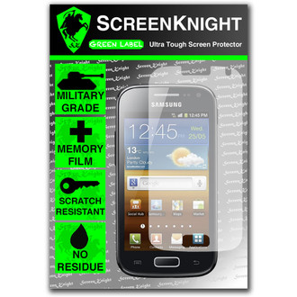 ScreenKnight Samsung Galaxy Ace 2 Front Invisible Shield