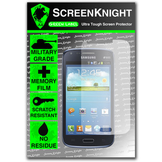 ScreenKnight Samsung Galaxy Core Front Invisible Shield