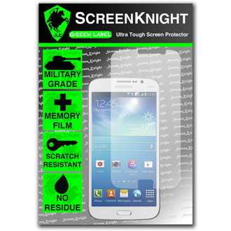 ScreenKnight Samsung Galaxy Gear Front Invisible Shield