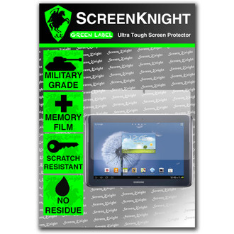 ScreenKnight Samsung Galaxy Note 10.1 Front Invisible Shield
