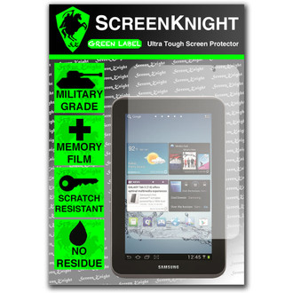 ScreenKnight Samsung Tab 2 7 P3113 Front Invisible Shield