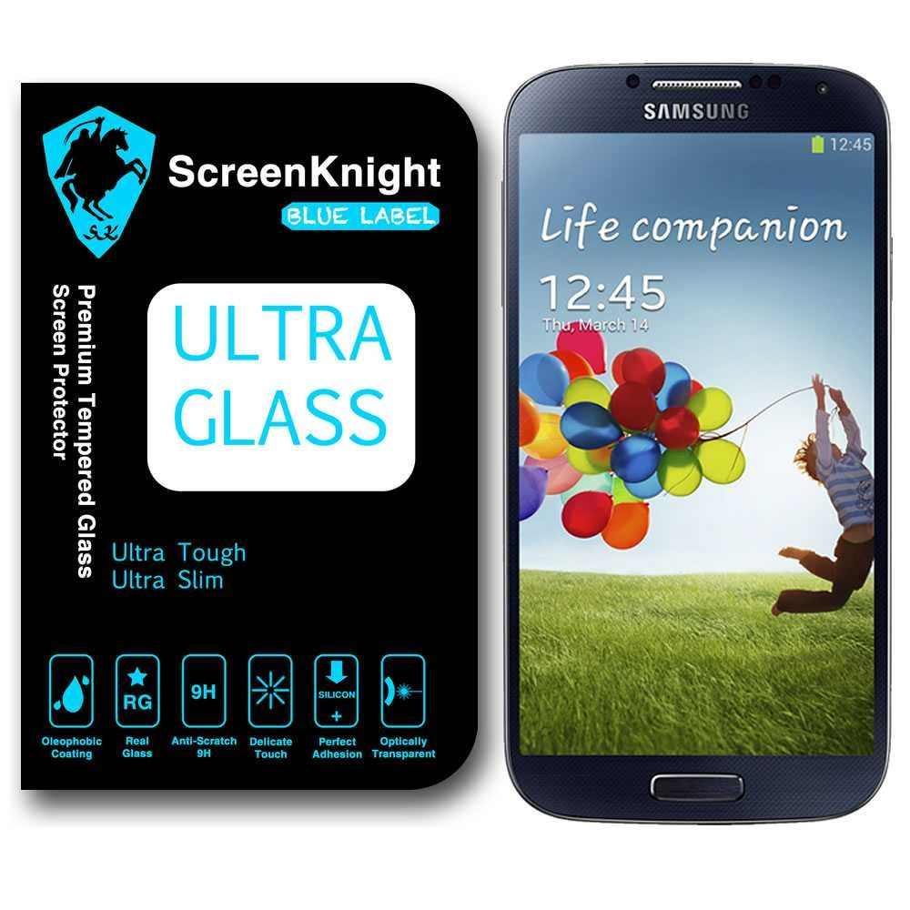 Samsung S4 Ultra Glass Premium Tempered Glass Screen Protector