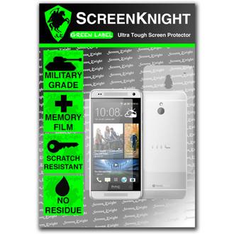 ScreenKnight HTC One Mini Full Body Invisible Shield