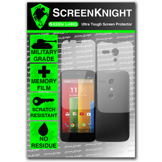 ScreenKnight Motorola Moto G Full Body Invisible Shield