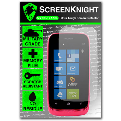 ScreenKnight Nokia Lumia 610 Front Invisible Shield