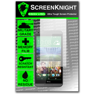ScreenKnight HTC Desire 816 Front Invisible Shield