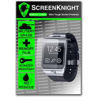 Galaxy Gear 2 Front Invisible Shield