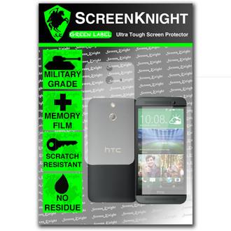 ScreenKnight HTC One E8 Full Body Invisible Shield