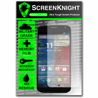 ScreenKnight Motorola Moto X Front Invisible Shield