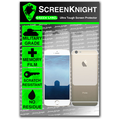 ScreenKnight Apple iPhone 6 (4.7Inch) Full Body Invisible Shield