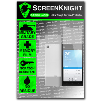 ScreenKnight Xiaomi 3 Full Body Invisible Shield