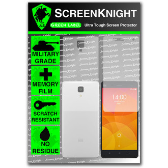 ScreenKnight Xiaomi 4 Full Body Invisible Shield