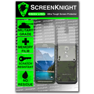 ScreenKnight Samsung Galaxy S5 Active Full Body Invisible Shield