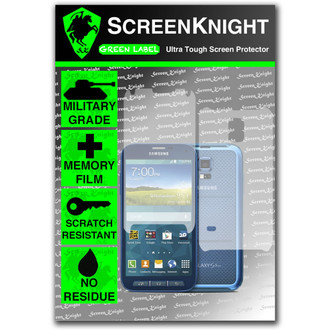 ScreenKnight Samsung Galaxy S5 Sport Full Body Invisible Shield