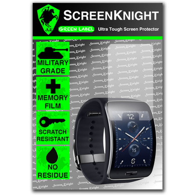Gear S Front Screen Protector